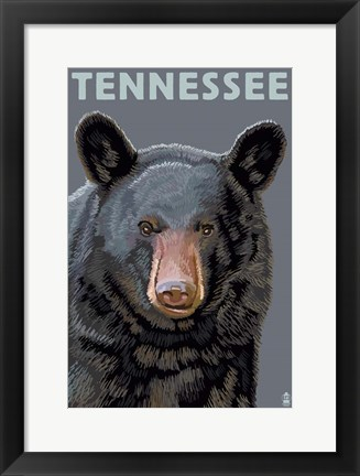 Framed Tennessee Print