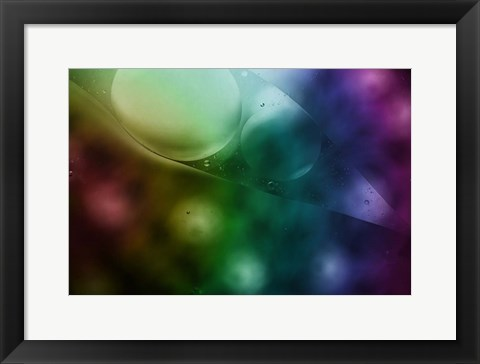Framed Gentle Glow Print