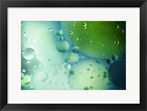 Framed Moving On Print