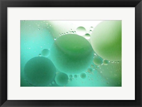 Framed Soft Moment Print