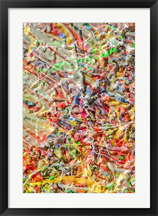 Framed Abstract 2 Print
