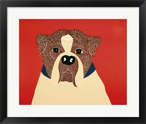 Framed We Can Choose Boxer Print