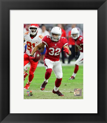 Framed Tyrann Mathieu 2015 Action Print