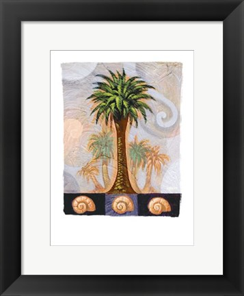 Framed Coastal Print