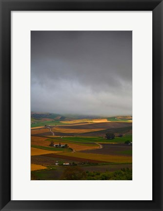 Framed Cadiz Province, Andalusia, Southern Spain Print