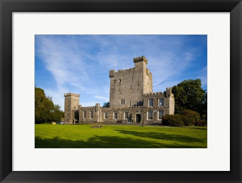 Framed 1467 Knappogue Castle, County Clare, Ireland Print