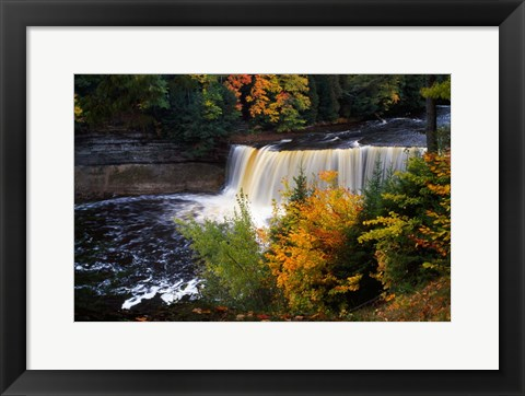 Framed Tahquamenon Falls, Michigan Print