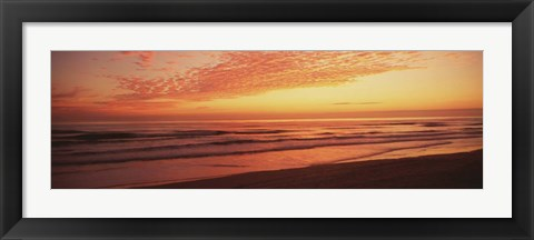 Framed Daytona Beach, Florida Print
