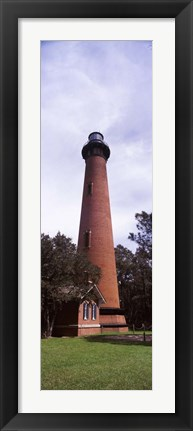 Framed Currituck Lighthouse, Corolla, North Carolina Print