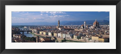 Framed Florence, Italy Print