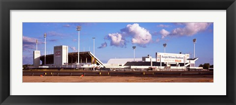 Framed Ralph Wilson Stadium, Buffalo, Erie County, New York State Print