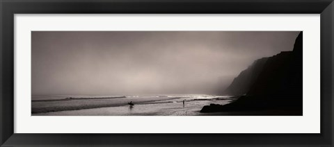 Framed Point Reyes National Seashore, Marin County, California Print