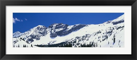 Framed Little Cottonwood Canyon, Salt Lake City, Utah Print