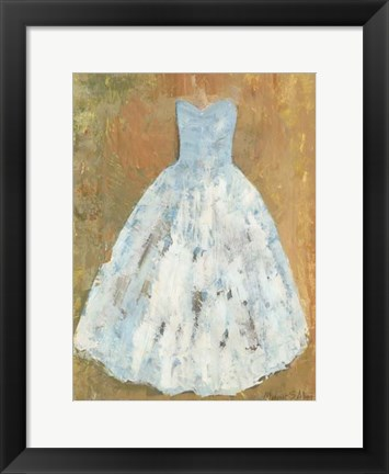 Framed Ballerina Dress I Print