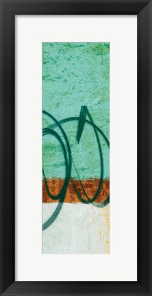 Framed New Abstract 1 Print
