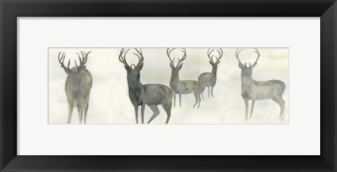 Framed Wild Family Print