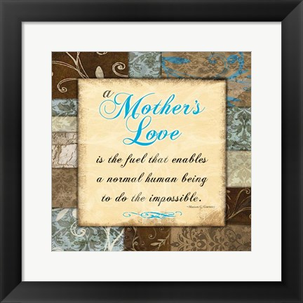 Framed Mother's Day 2 Print