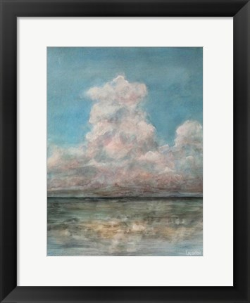 Framed Mystical Evening Print