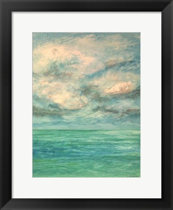 Framed Soothing Morning Print