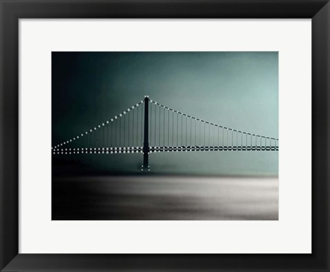 Framed Narrows Print