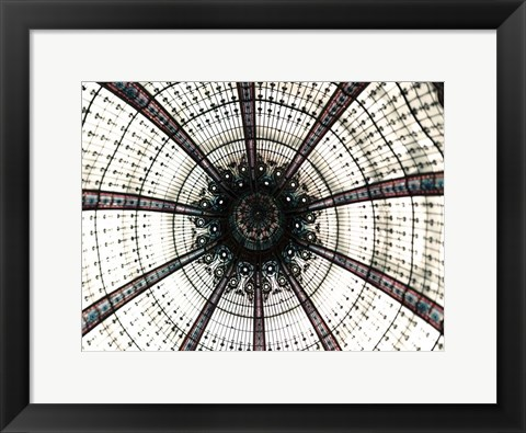 Framed Galleries Lafayette Print