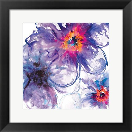 Framed Infusion 2 Print