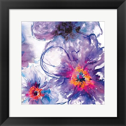 Framed Infusion 3 Print