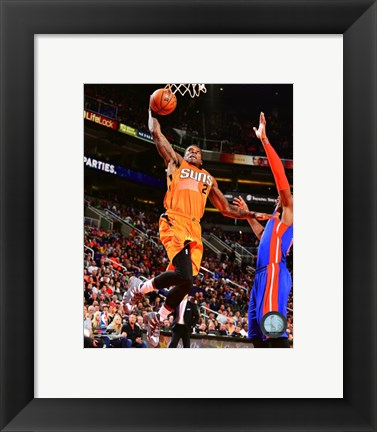 Framed Eric Bledsoe 2015-16 Action Print