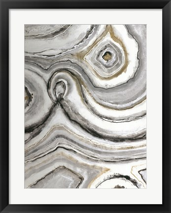 Framed Shades of Gray i Print