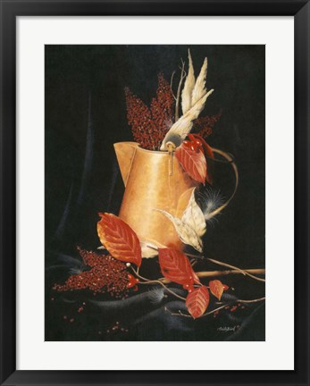 Framed Autumn Print