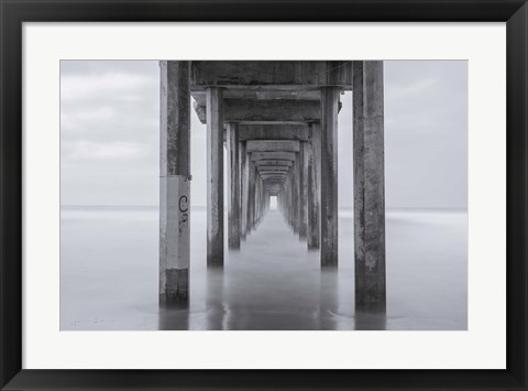 Framed Smoothing Scripps Print