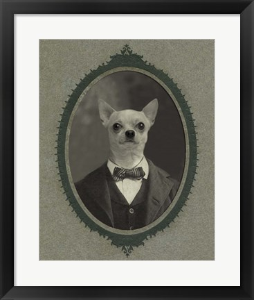 Framed Dog Series #1 Print