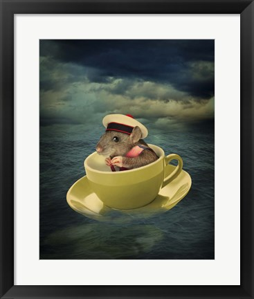 Framed Mice Series #4.5 Print