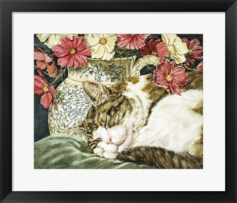 Framed Cosmos Dreams Print