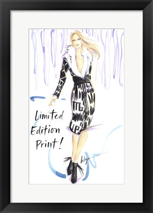 Framed Limited Edition Print Print