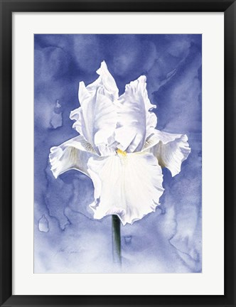 Framed Regal Bloom Print
