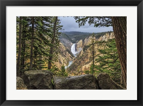 Framed Artist Point 2 Print