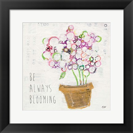Framed Sweetness Inspiration Print