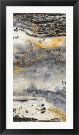 Framed Granite II Print