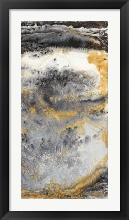 Framed Granite III Print