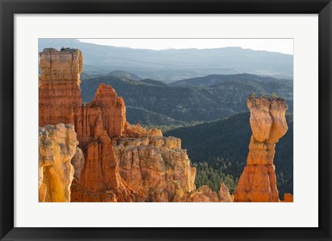 Framed On the Rocks, Utah Print