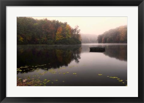 Framed Still of the Lake Print