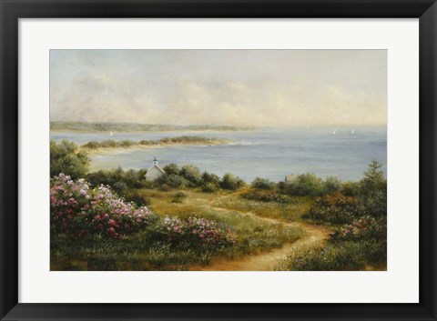 Framed Cape Cod View Print