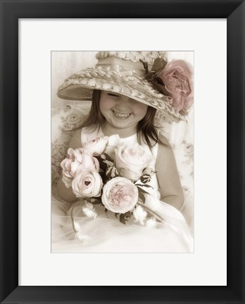 Framed Girly GIggles Print