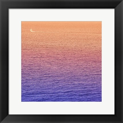 Framed Candy Cruising Print