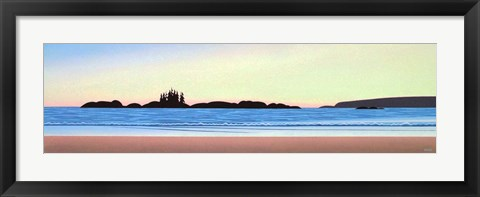 Framed Ocean Dawn Print