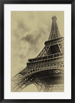 Framed Parisian Spirit Print
