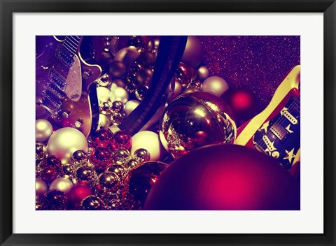 Framed Christmas Gifts Print