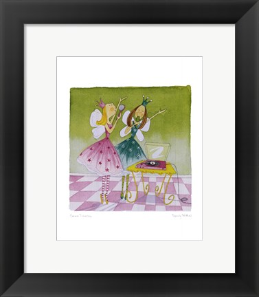 Framed Felicity Wishes XIII Print