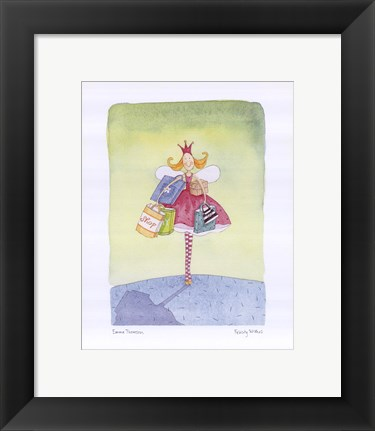 Framed Felicity Wishes XVII Print